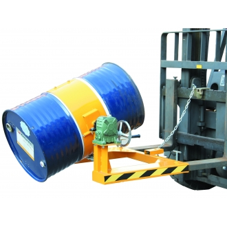 Warrior Steel and Plastic Drum Tippler 300kg
