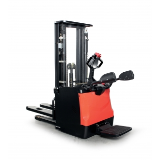 Warrior 1200kg Heavy Duty Fully Powered Stacker