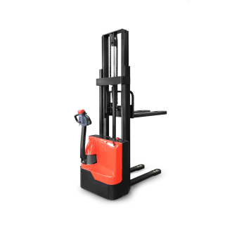 Warrior 1200kg  Eco Powered Straddle Stacker