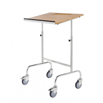 Warrior 150kg Writing Tablet Trolley (A)