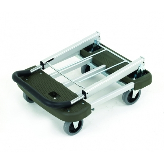 Warrior 150kg Multi Positiion Aluminium Platform Trolley