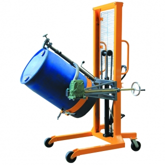 Warrior Drum Tippling Stacker Truck